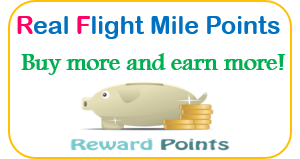 Real Flight Mile Points
