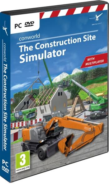 conworld - The Construction Site Simulator Box