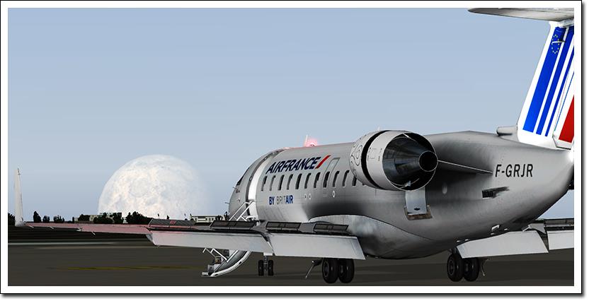 CRJ-200 Box