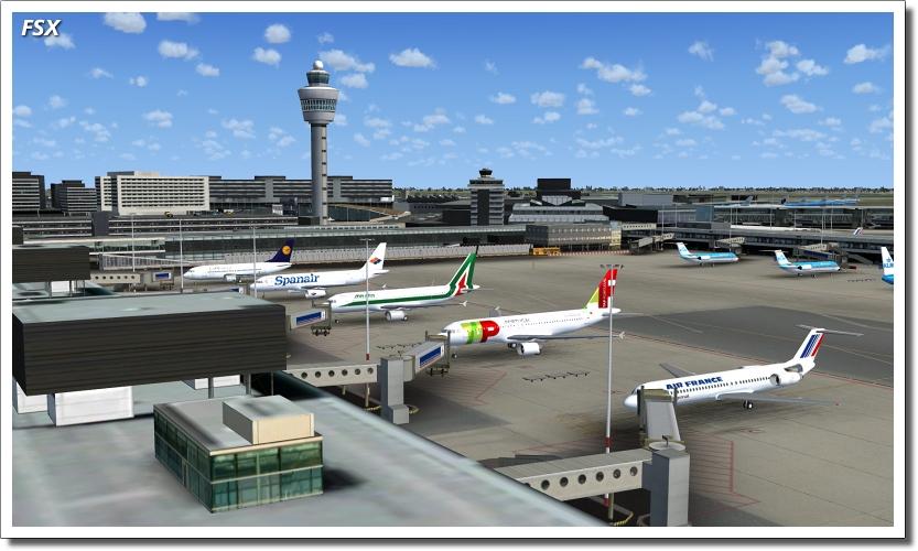 Aerosoft Mega Airport Amsterdam X
