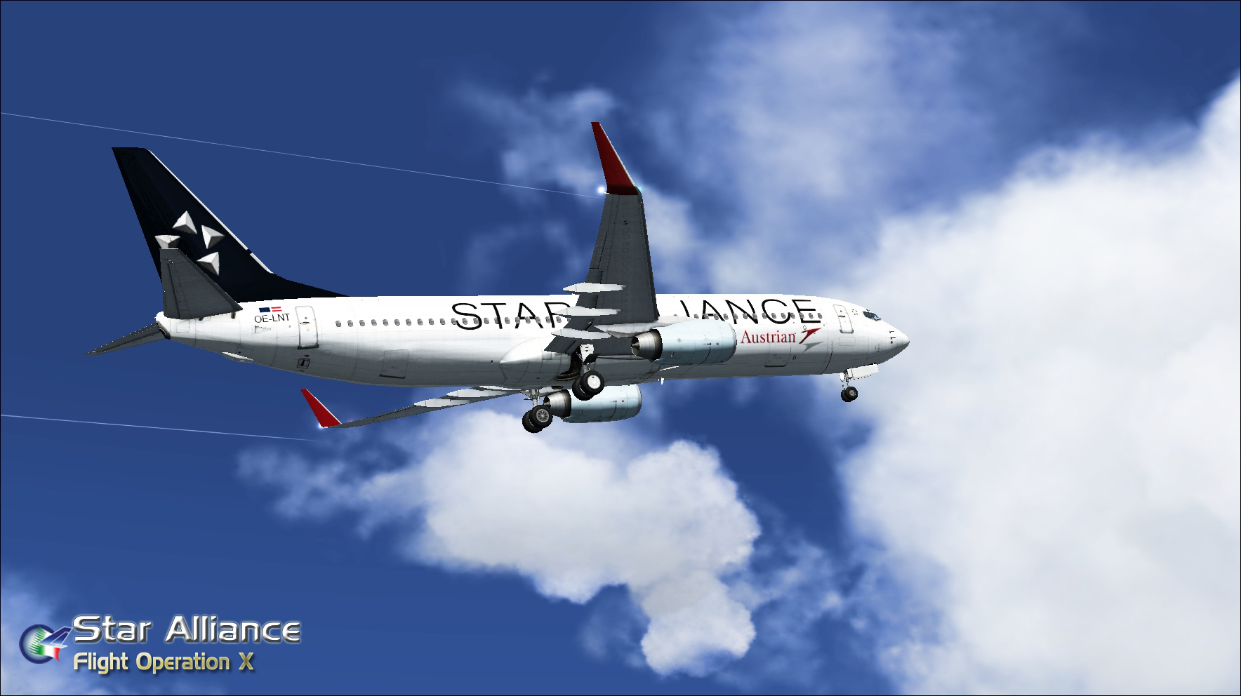Perfect Flight - Flight Operation X Star Alliance