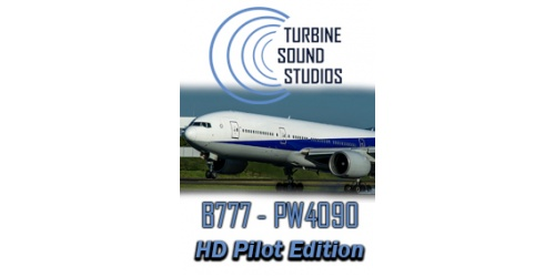 TSS Boeing 777 PW4090 Pilot Edition soundpackage for FSX / P3D