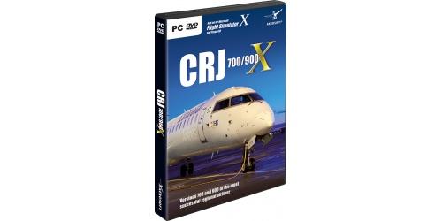 AEROSOFT - CRJ 700/900 X FSX P3D