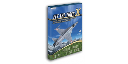 Fly the Tiger Box