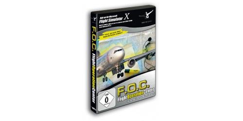 FOC Flight Operation Center Box