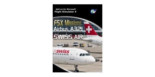 Perfect Flight - FSX Missions Airbus A321 Swiss Air